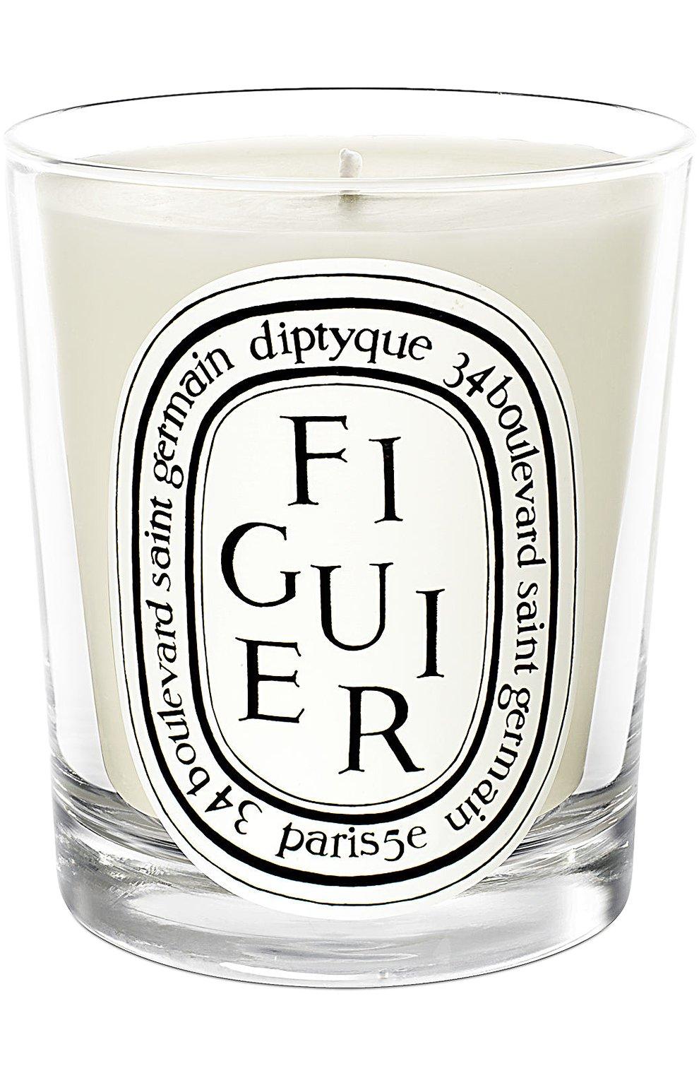 Большая свеча Figuier | Фото №1