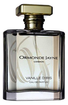 Парфюмерная вода Vanille d'Iris Ormonde Jayne | Фото №1