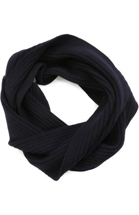 Вязаный шарф из шерсти | Фото №1
