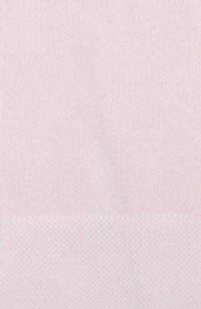 Детские колготки из хлопка FALKE розового цвета, арт. 13645 | Фото 2