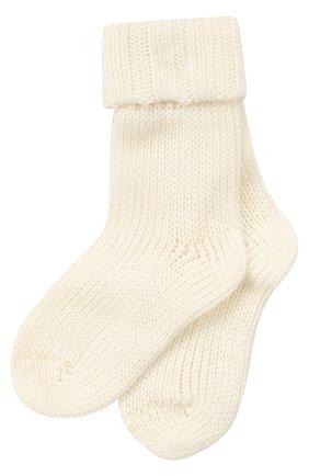 Вязаные носки   Фото №1