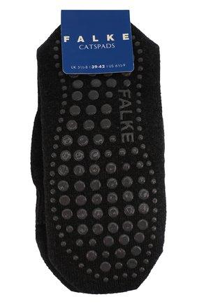 Детские носки catspads FALKE темно-серого цвета, арт. 10500 | Фото 1