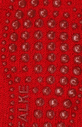 Детские носки catspads FALKE красного цвета, арт. 10500 | Фото 2
