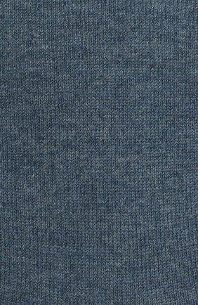 Детские носки из хлопка FALKE голубого цвета, арт. 10645 | Фото 2