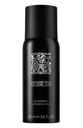 Мужской дезодорант-спрей l'homme ideal  GUERLAIN бесцветного цвета, арт. G030188 | Фото 1