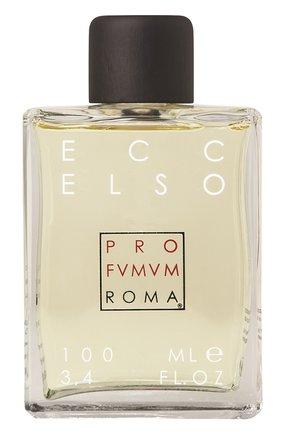 Мужской духи eccelso PROFUMUM ROMA бесцветного цвета, арт. 9780201379129 | Фото 1