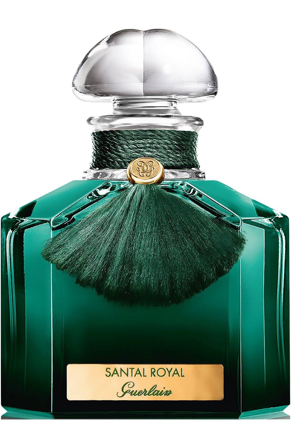 Женский парфюмерная вода santal royal quadrilobe GUERLAIN бесцветного цвета, арт. G017612 | Фото 1