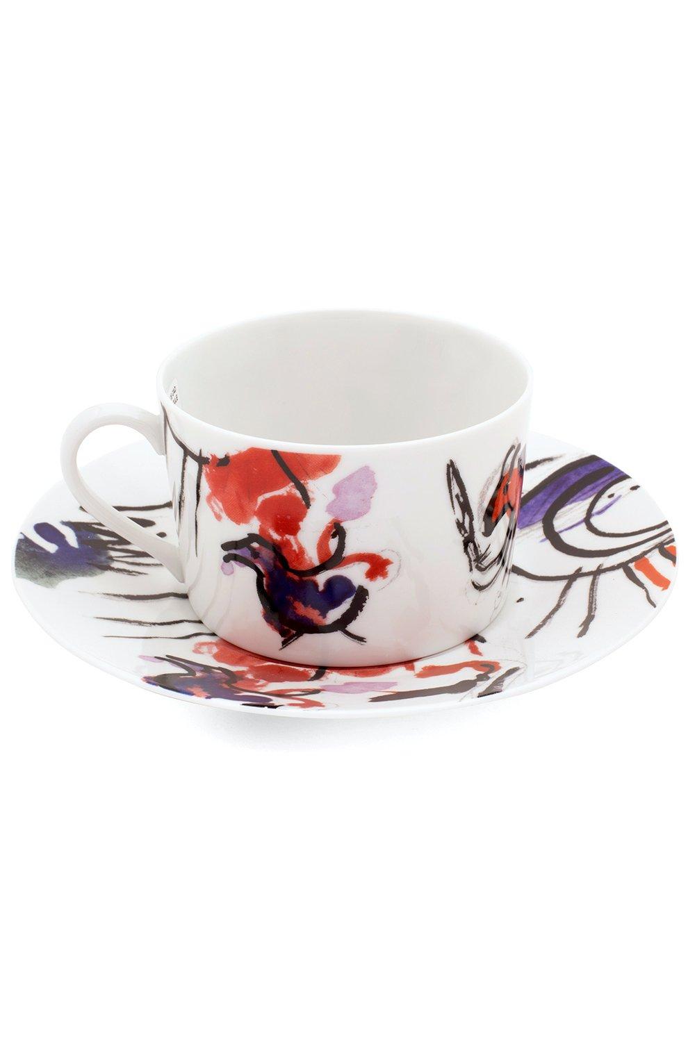 Мужского набор из 2-х чашек с блюдцами BERNARDAUD разноцветного цвета, арт. 1168/21420   Фото 4