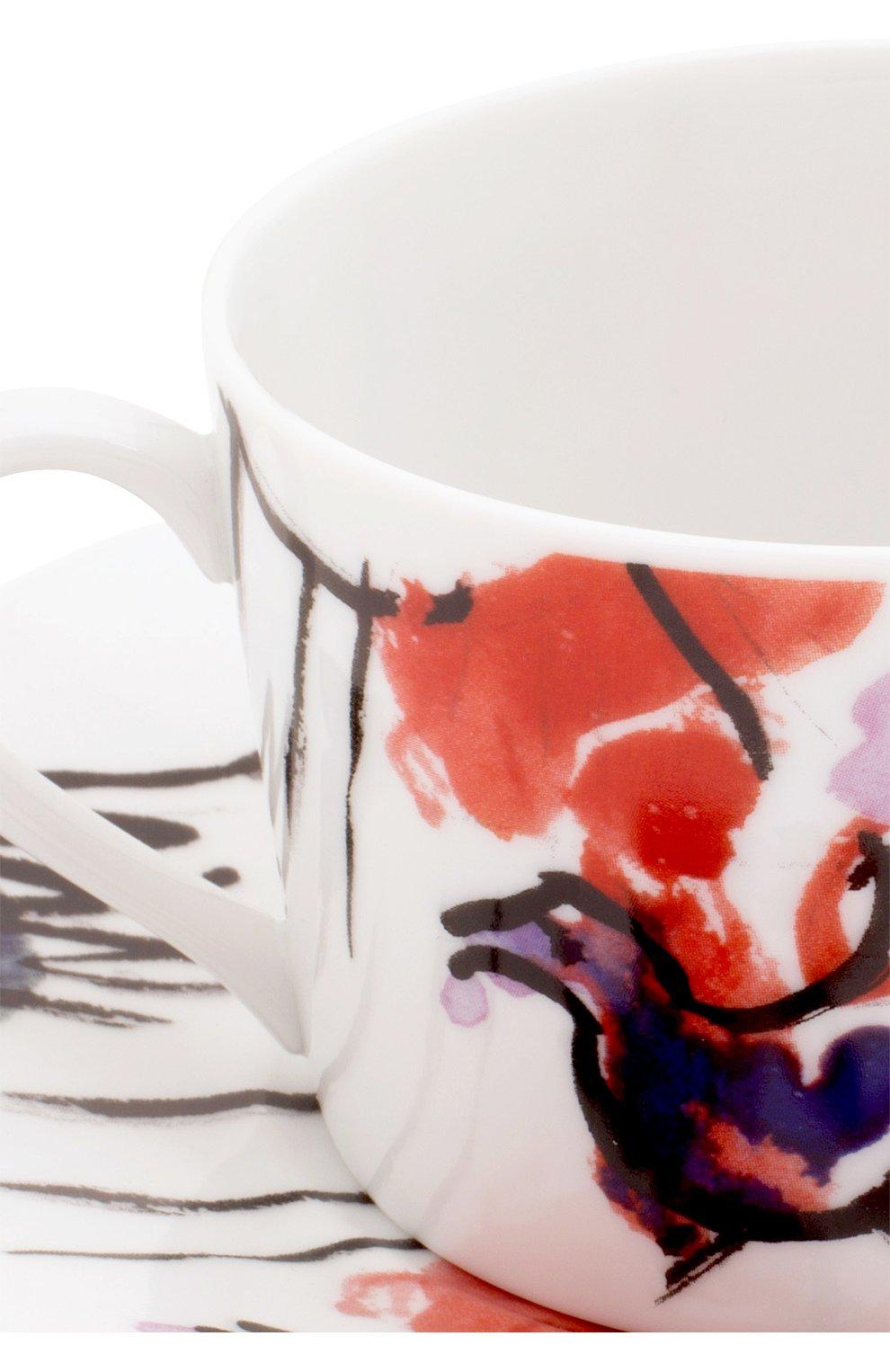 Мужского набор из 2-х чашек с блюдцами BERNARDAUD разноцветного цвета, арт. 1168/21420   Фото 5