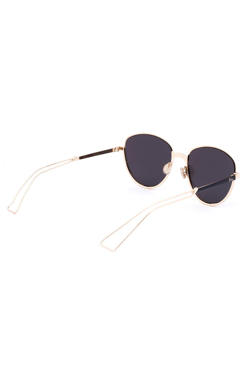 Солнцезащитные очки Dior белые | Фото №3