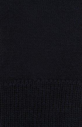 Детские утепленные носки comfort wool FALKE синего цвета, арт. 10488 | Фото 2