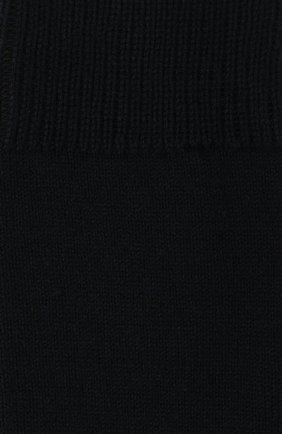 Детские гольфы comfort wool FALKE синего цвета, арт. 11488 | Фото 2
