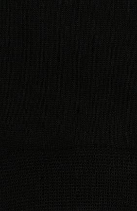 Детские носки из хлопка FALKE черного цвета, арт. 10669 | Фото 2