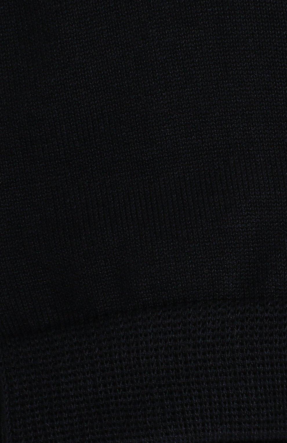 Детские носки из хлопка FALKE синего цвета, арт. 10669 | Фото 2