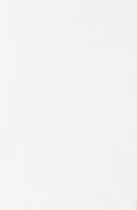 Детские гольфы из хлопка FALKE белого цвета, арт. 11645 | Фото 2
