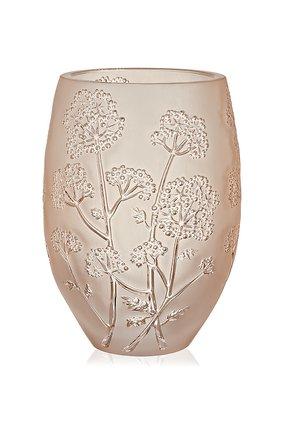 Мужского ваза ombelles LALIQUE золотого цвета, арт. 10550700 | Фото 1