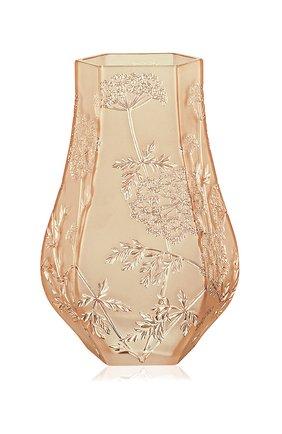Мужская ваза ombelles LALIQUE золотого цвета, арт. 10550500 | Фото 1