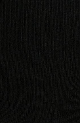 Детские хлопковые носки FALKE черного цвета, арт. 10645 | Фото 2