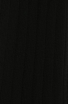 Детские колготки cotton touch FALKE черного цвета, арт. 13870 | Фото 2