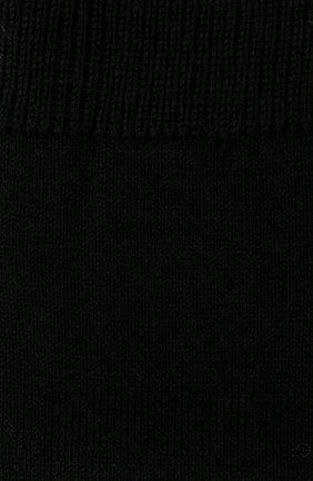 Детские гольфы comfort wool FALKE черного цвета, арт. 11488 | Фото 2