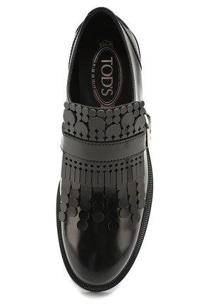 Лаковые ботинки с декором   Фото №4