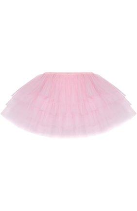 Многоярусная пышная юбка | Фото №1
