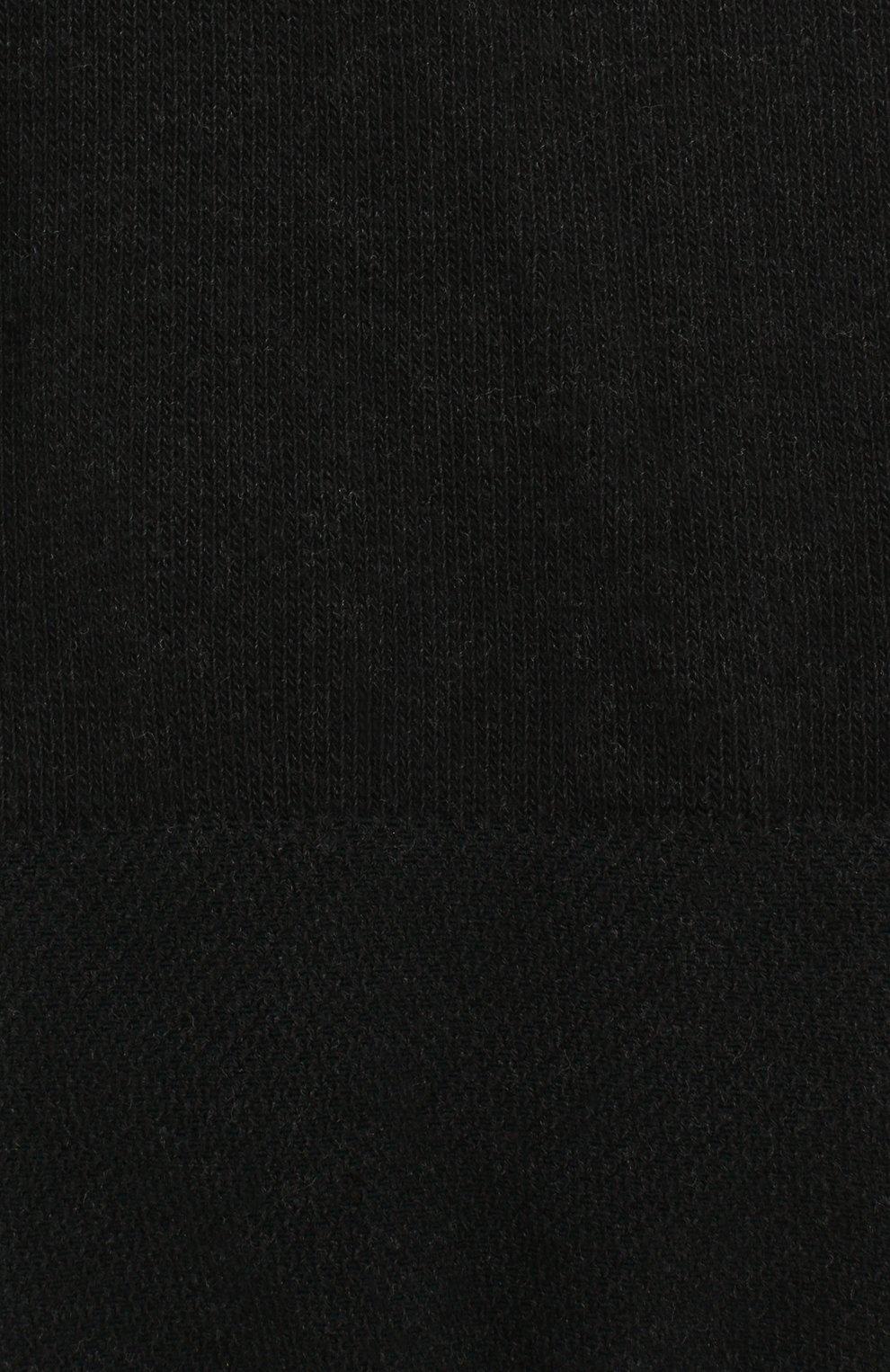 Детские колготки из хлопка FALKE темно-серого цвета, арт. 13645 | Фото 2