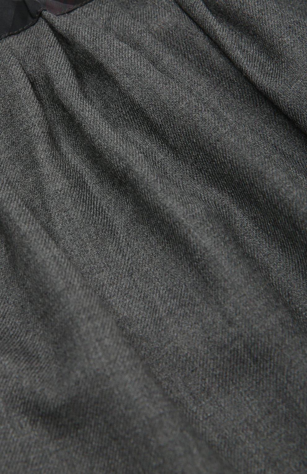 Юбка из шерсти | Фото №2