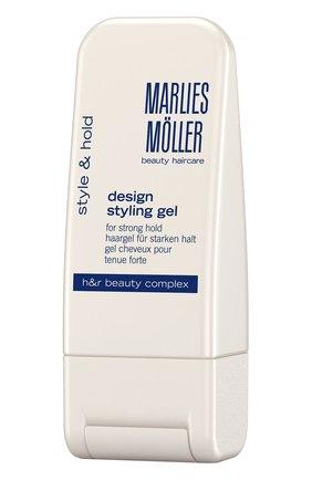 Гель для укладки сильной фиксации  MARLIES MOLLER бесцветного цвета, арт. 25666MMs   Фото 1