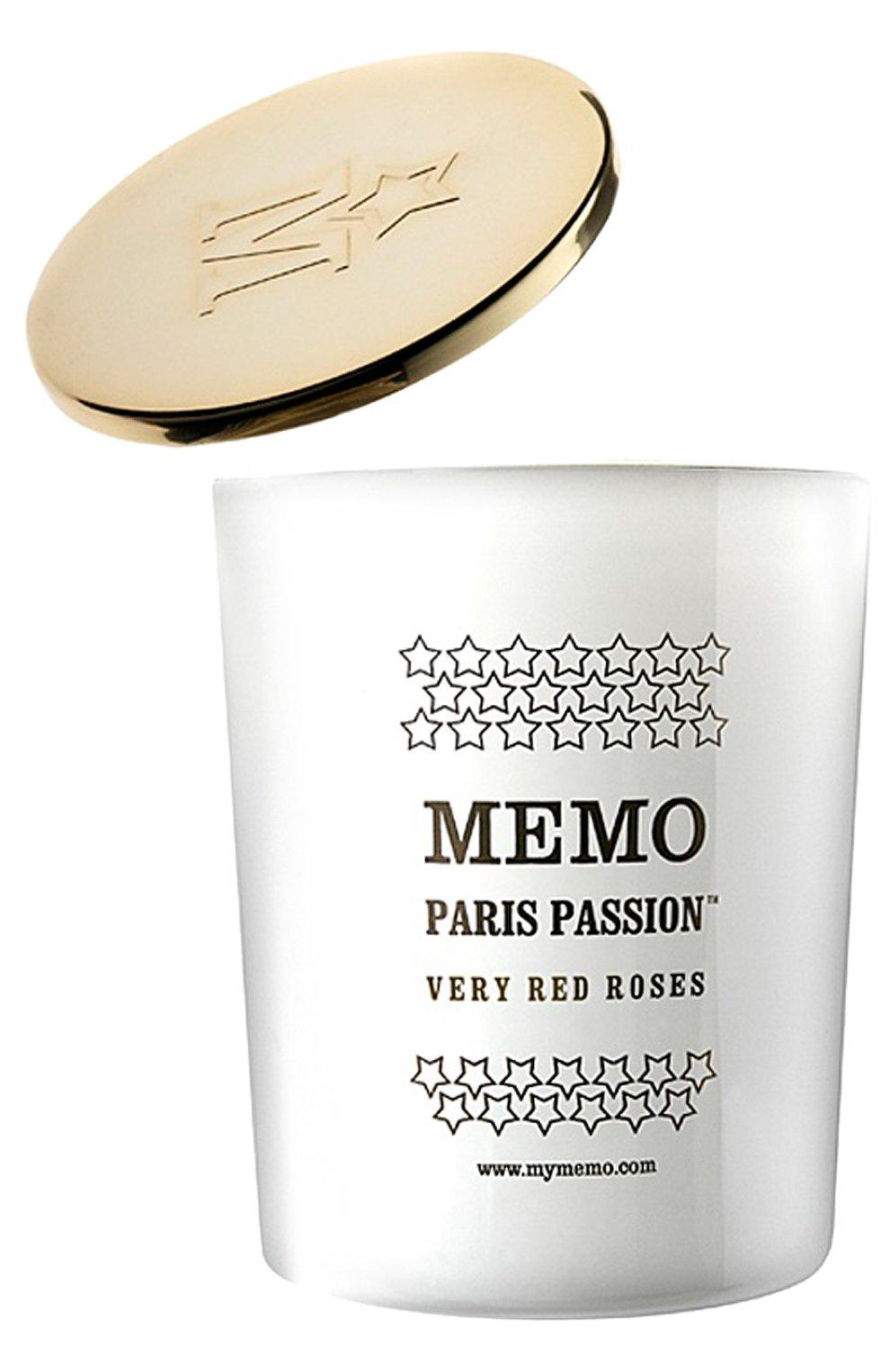 Парфюмированная свеча Paris Passion | Фото №1