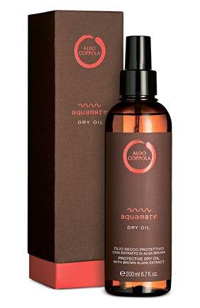 Масло для защиты волос от солнца aquamare ALDO COPPOLA бесцветного цвета, арт. C00169 | Фото 1