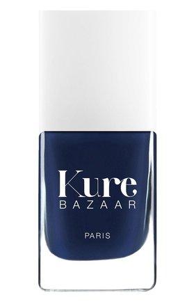 Лак для ногтей, оттенок Navy Kure Bazaar   Фото №1