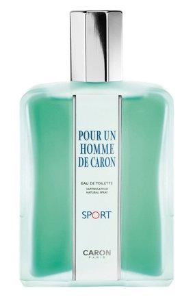 Туалетная вода Pour Un Homme Sport Caron | Фото №1