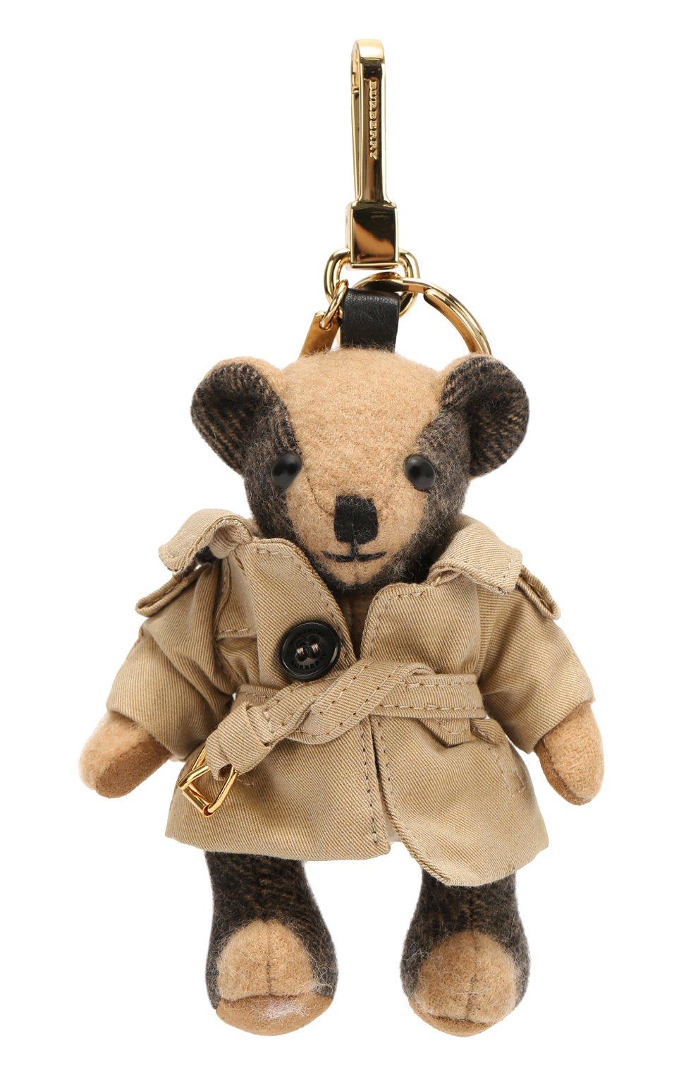 Брелок Thomas Bear в тренче   Фото №1