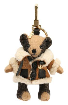 Брелок Thomas Bear в меховом пальто | Фото №1