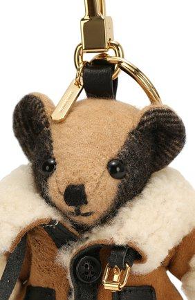 Брелок Thomas Bear в меховом пальто | Фото №3