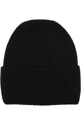 Вязаная шапка Graviteight белого цвета | Фото №1