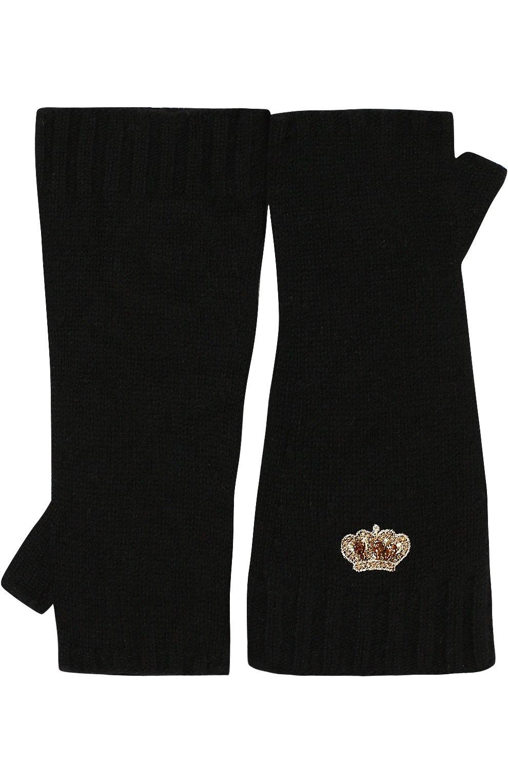 Перчатки из шерсти и кашемира | Фото №1