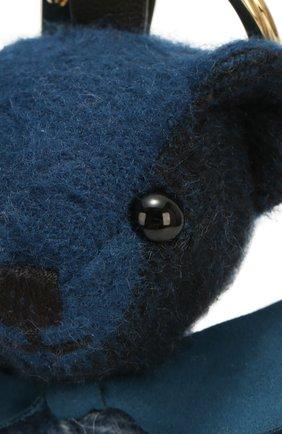 Брелок Thomas Bear из кашемира в клетку | Фото №3