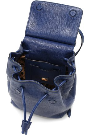 Кожаный рюкзак Sicily Backpack small | Фото №4
