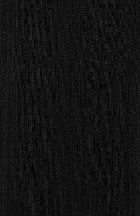 Детские хлопковые колготки FALKE черного цвета, арт. 13642 | Фото 2