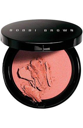 Женская компактная пудра с эффектом загара illuminating bronzing powder BOBBI BROWN бесцветного цвета, арт. E5EL-13 | Фото 1