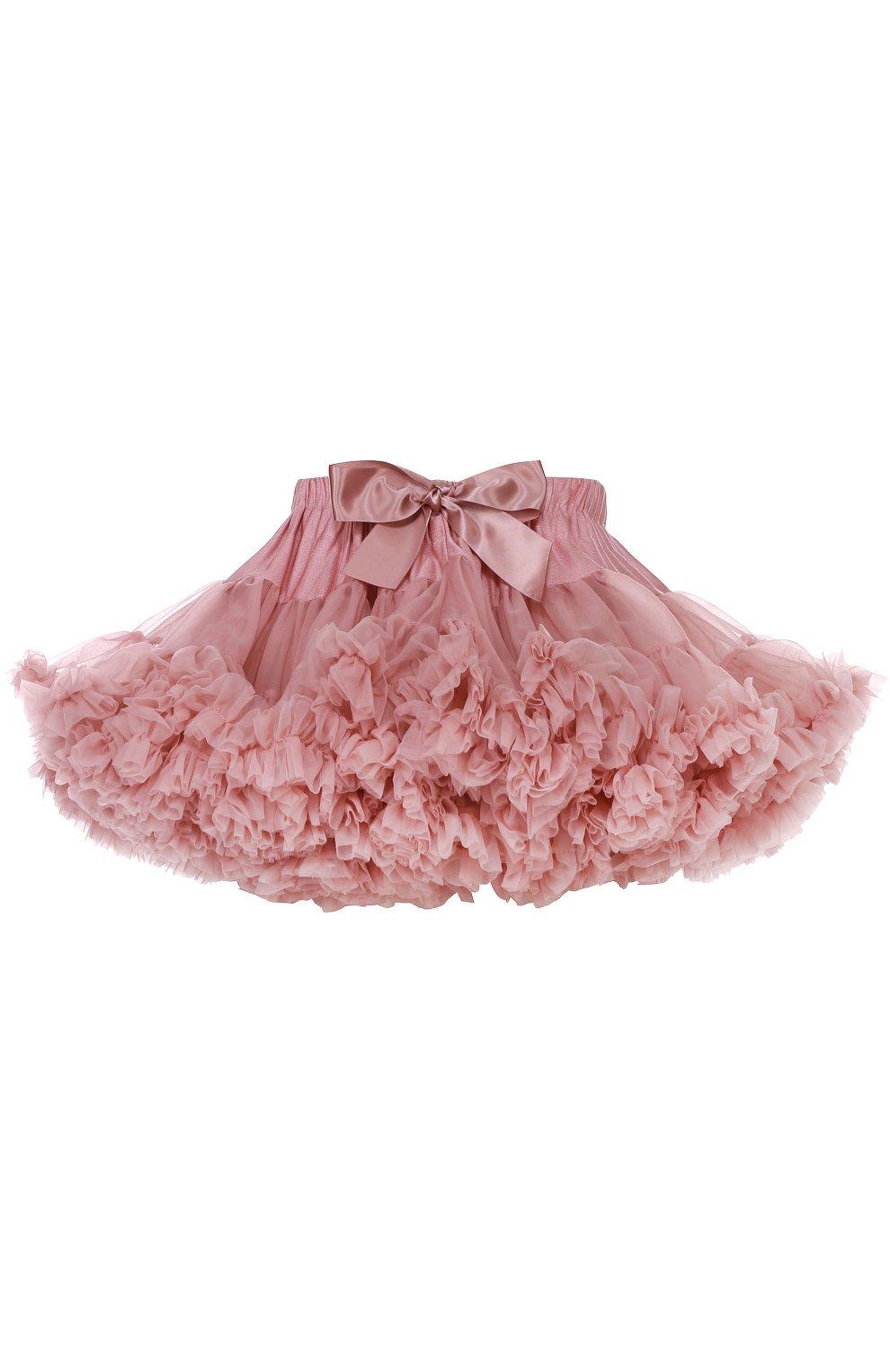 Пышная юбка с бантом | Фото №1