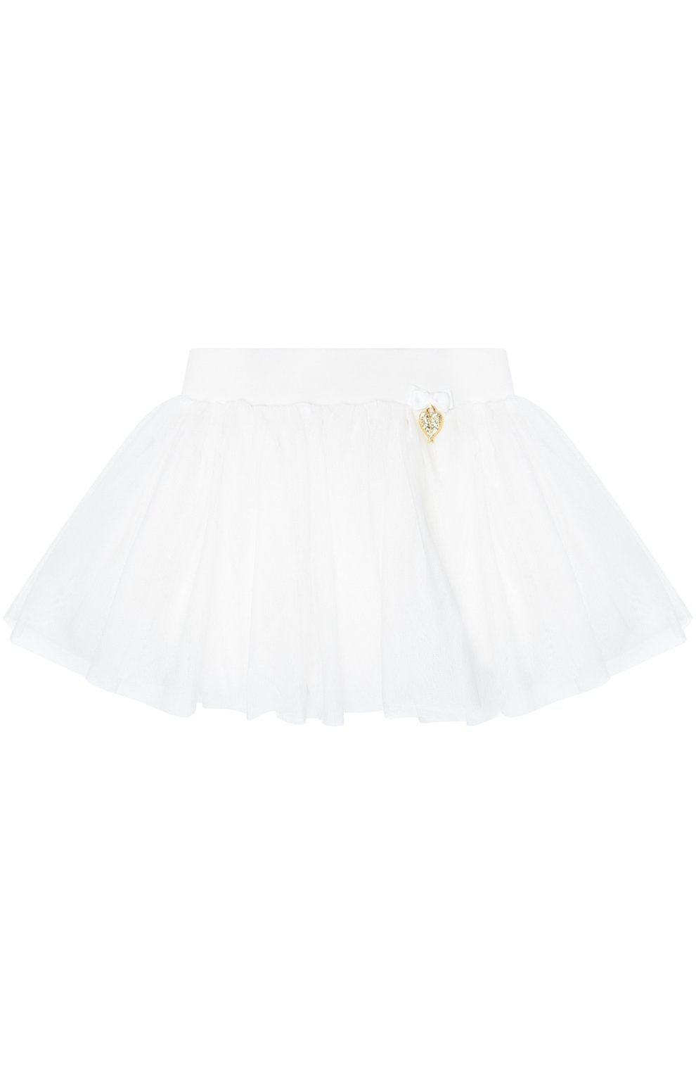 Пышная многоярусная юбка   Фото №1