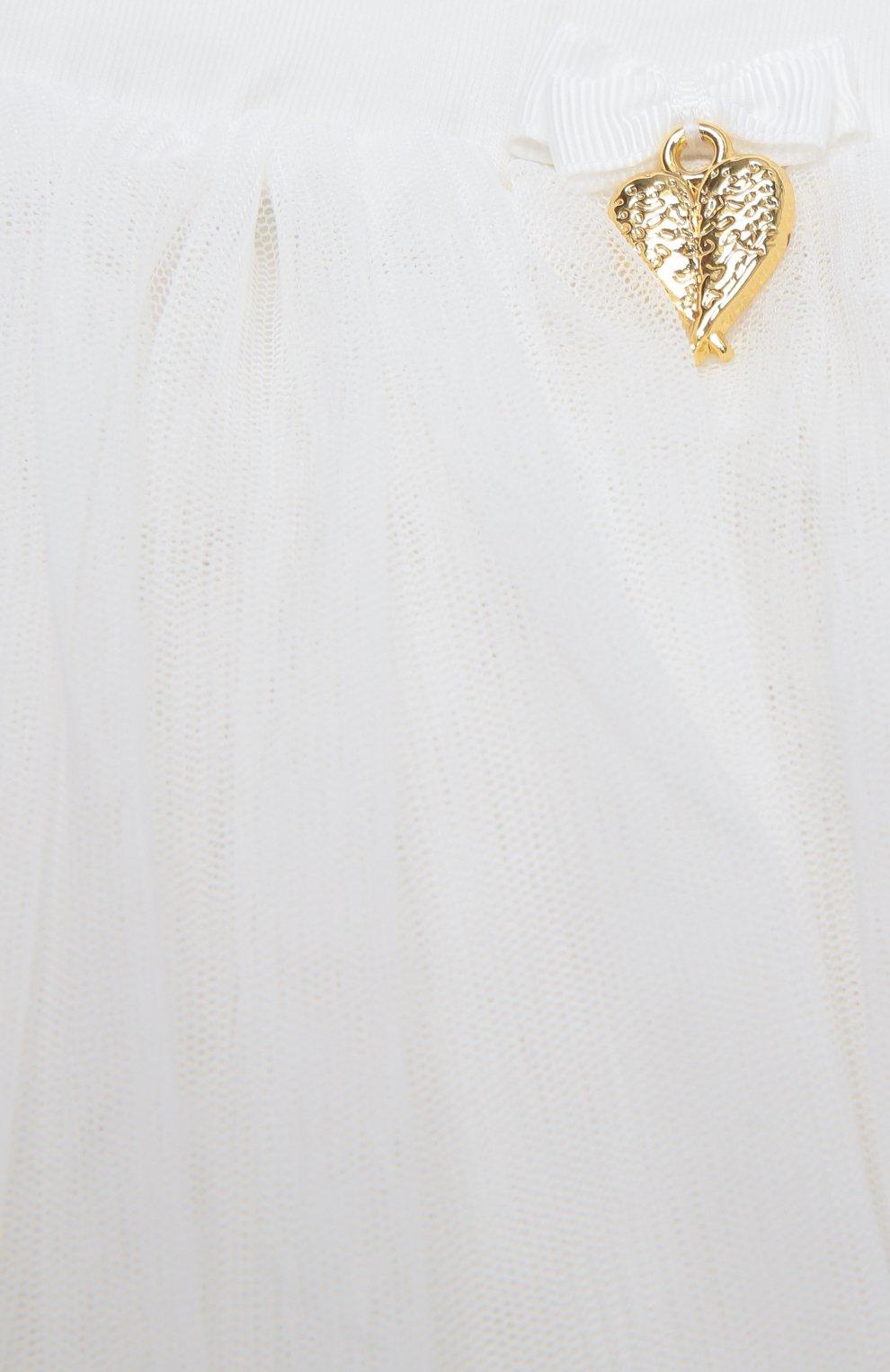 Пышная многоярусная юбка   Фото №2