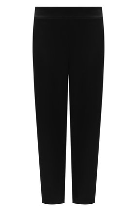 Женские брюки ST. JOHN черного цвета, арт. K880W40 | Фото 1