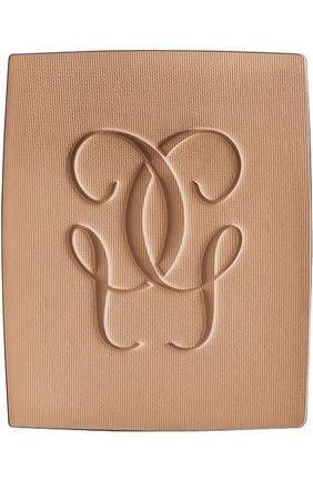 Женская сменный блок для компактной тональной пудры, оттенок nature beige GUERLAIN бесцветного цвета, арт. G042041 | Фото 1