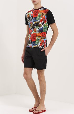 Плавки-шорты с карманами   Фото №2