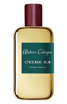 Парфюмерная вода Emeraude Agar Atelier Cologne   Фото №1