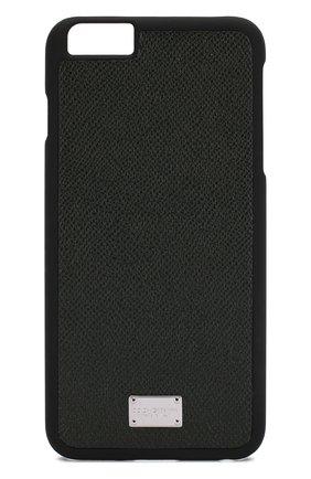 Кожаный чехол для iPhone 6/6S Plus | Фото №1